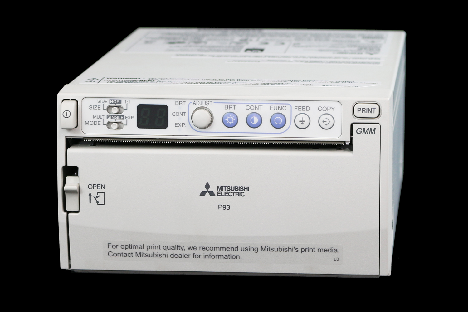 Mitsubishi Video Copy Processor P93E
