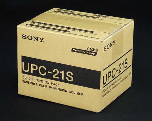 SONY Color Printing Pack UPC-21S
