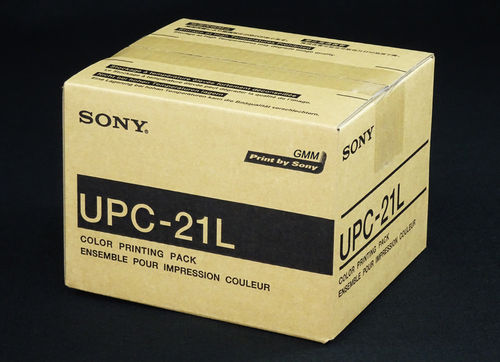 SONY Color Printing Pack UPC-21L