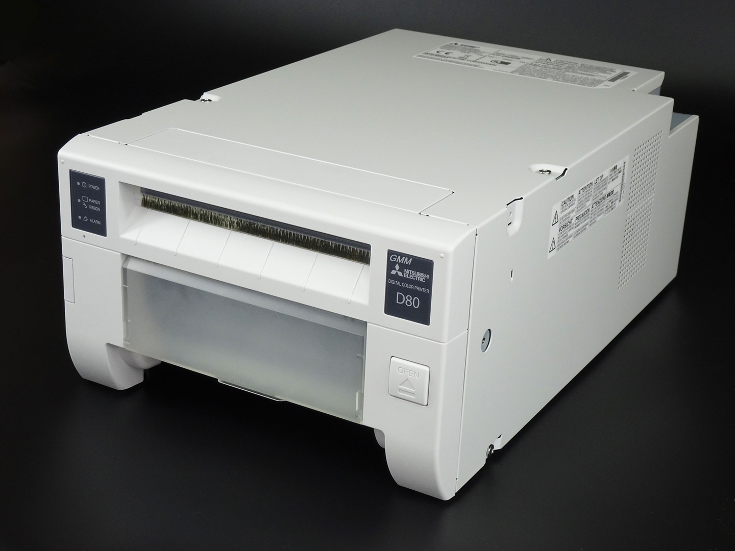Mitsubishi Digital Color Printer CP-D80DW