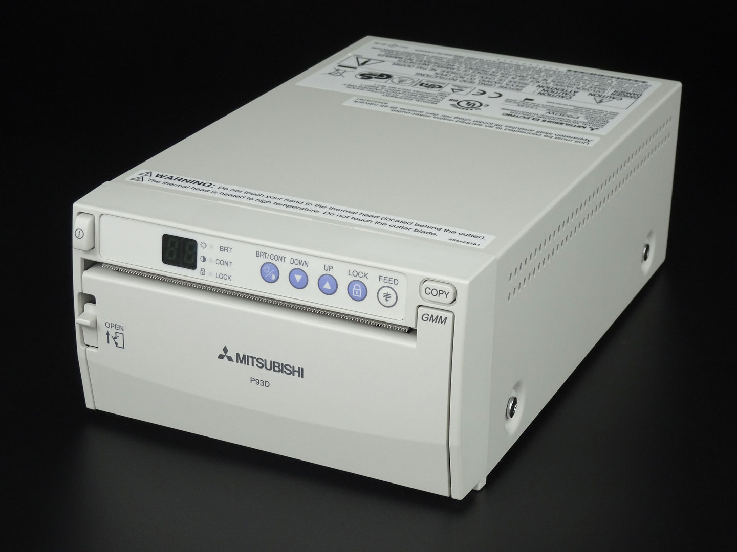 Mitsubishi Digital Monochrome Printer P93DW