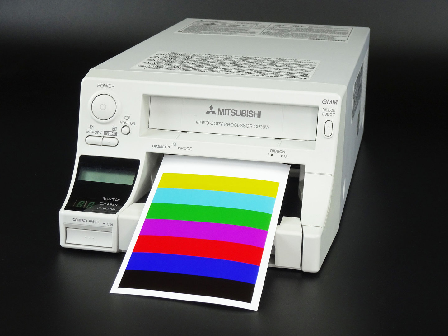 Mitsubishi Color Video Copy Processor CP30W