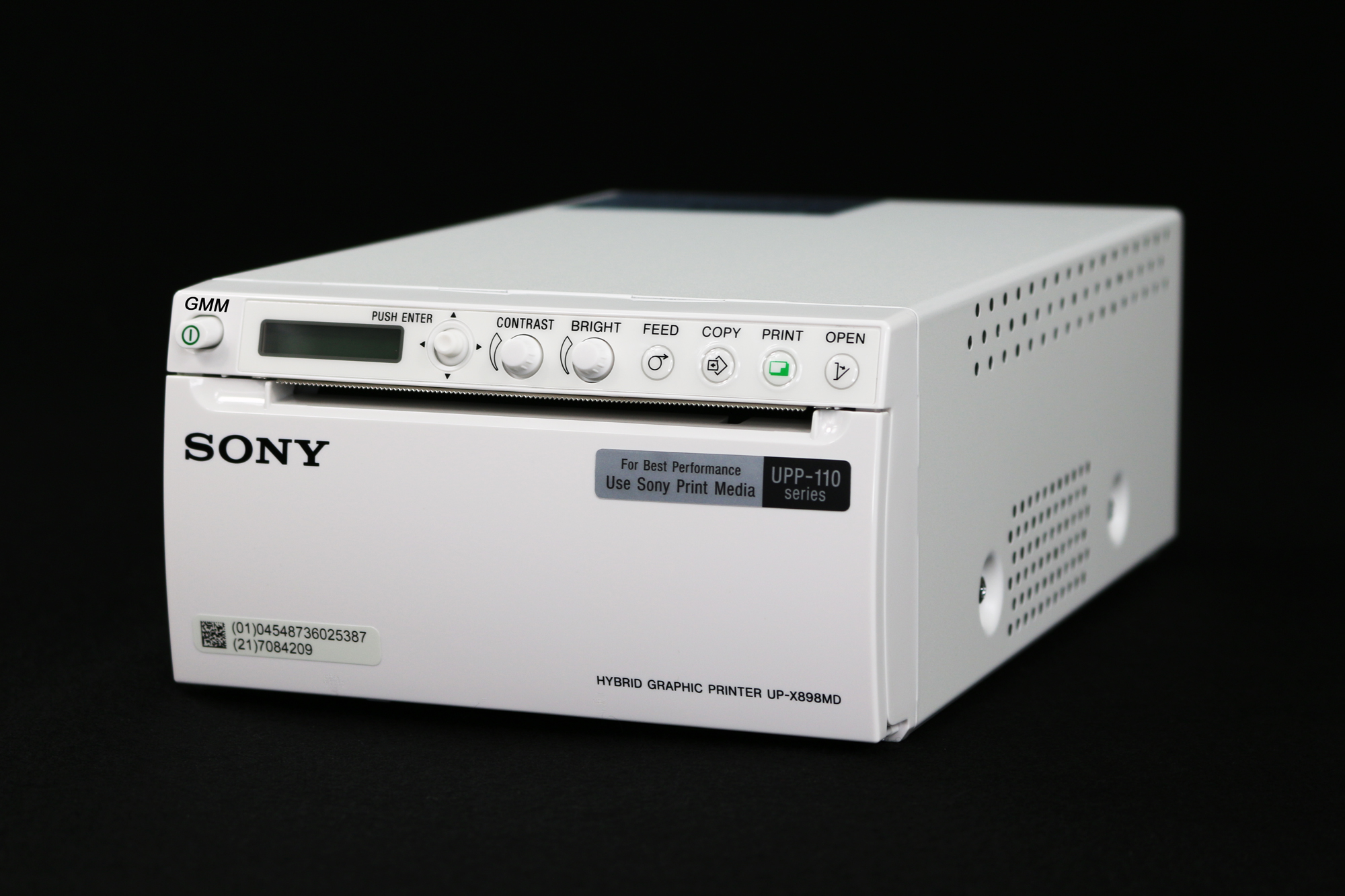 SONY Hybrid Graphic Printer UP-X898MD - Austausch