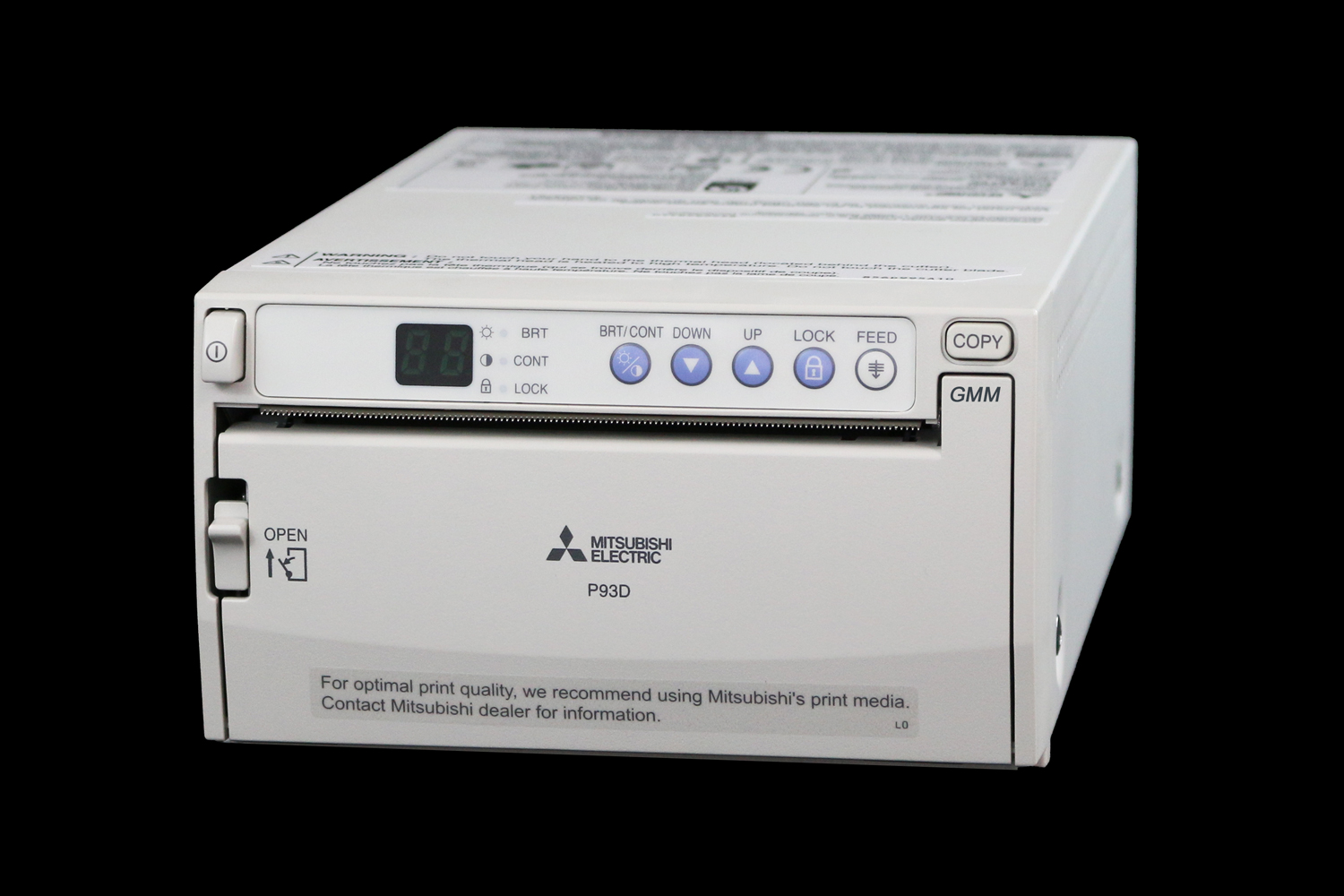 Mitsubishi Digital Monochrome Printer P93DW - Vorführgerät