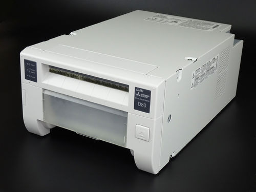 Printer Driver for CP-D80DW - MacOS